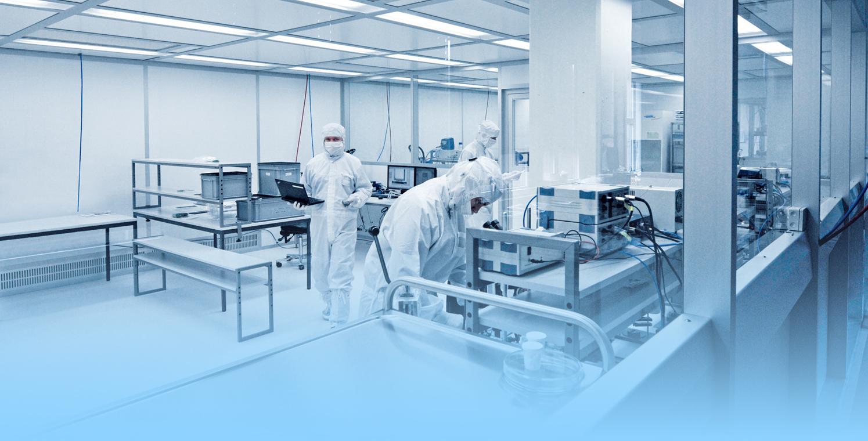 تولید آزمایشگاه